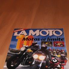Coches y Motocicletas: REVISTA LA MOTO Nº 87 JULIO 1997. Lote 173530077