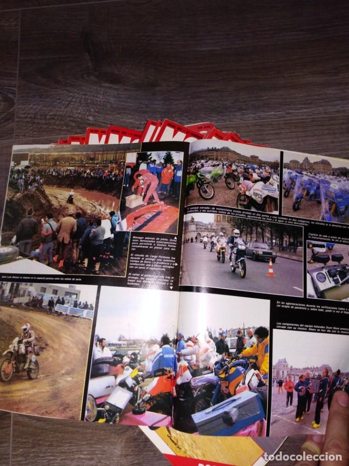 Coches y Motocicletas: Lote de revistas motociclismo año 1987 n° 986-999 - Foto 2 - 174100704