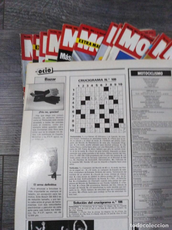 Coches y Motocicletas: Lote de revistas motociclismo año 1987 n° 986-999 - Foto 3 - 174100704
