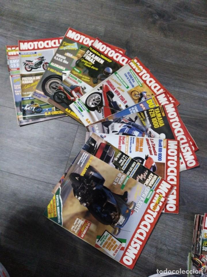 Coches y Motocicletas: Lote de 10 revistas motociclismo año 1987 n1010-1019 - Foto 2 - 174101105