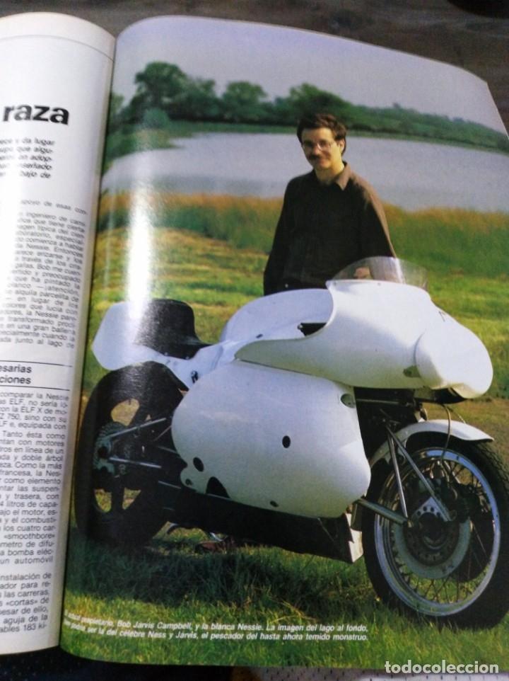 Coches y Motocicletas: Lote de 10 revistas motociclismo año 1987 n1010-1019 - Foto 4 - 174101105
