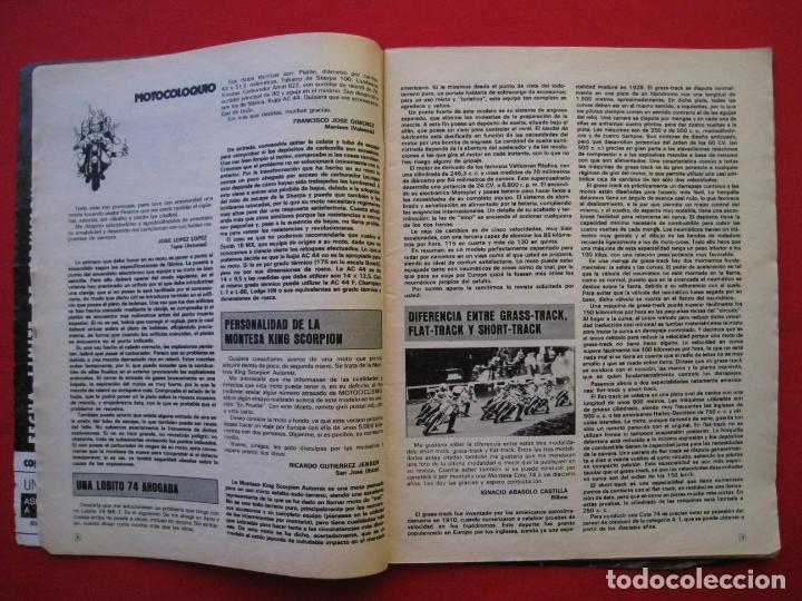 Coches y Motocicletas: REVISTA MOTOCICLISMO - Nº 445 - 17 ENERO 1976. - Foto 7 - 174257433