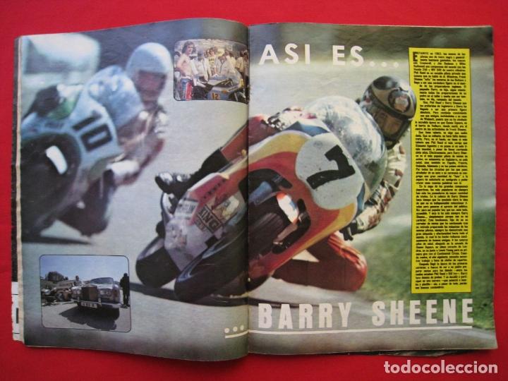 Coches y Motocicletas: REVISTA MOTOCICLISMO - Nº 445 - 17 ENERO 1976. - Foto 9 - 174257433