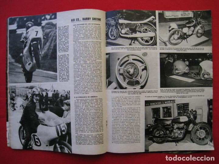 Coches y Motocicletas: REVISTA MOTOCICLISMO - Nº 445 - 17 ENERO 1976. - Foto 10 - 174257433