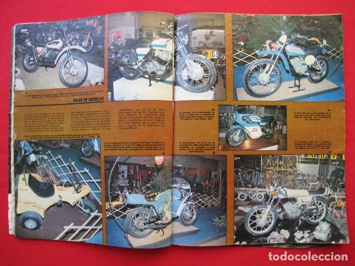 Coches y Motocicletas: REVISTA MOTOCICLISMO - Nº 445 - 17 ENERO 1976. - Foto 11 - 174257433