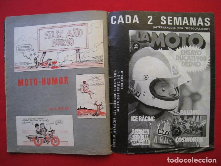 Coches y Motocicletas: REVISTA MOTOCICLISMO - Nº 445 - 17 ENERO 1976. - Foto 13 - 174257433