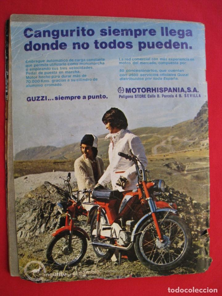 Coches y Motocicletas: REVISTA MOTOCICLISMO - Nº 445 - 17 ENERO 1976. - Foto 14 - 174257433