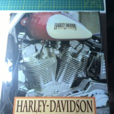 Coches y Motocicletas: HARLEY DAVIDSON JIM LEMSVELD. Lote 174264853
