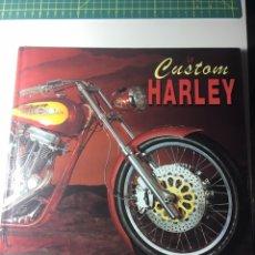 Coches y Motocicletas: LIBRO HARLEY CUSTOM ARLEN NESS. Lote 174265195