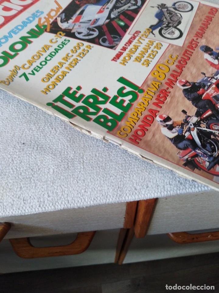 Coches y Motocicletas: Revista motociclismo año 1988 - Foto 2 - 175196068