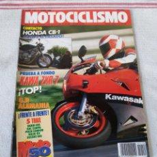 Coches y Motocicletas: REVISTA MOTOCICLISMO AÑO 1989. Lote 175197850