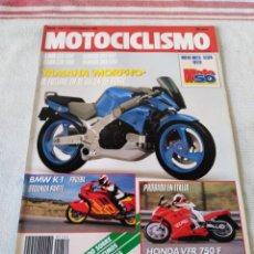 Coches y Motocicletas: REVISTA MOTOCICLISMO AÑO 1989. Lote 175198482