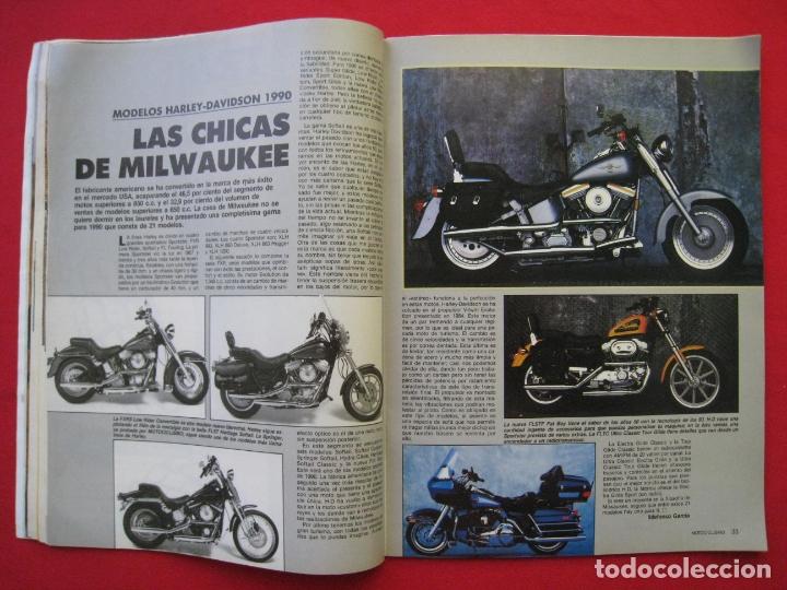 Coches y Motocicletas: REVISTA MOTOCICLISMO - Nº 1127 - 28 SEPTIEMBRE 1989 - POSTER SITO PONS. - Foto 6 - 175270463