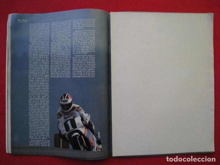 Coches y Motocicletas: REVISTA MOTOCICLISMO - Nº 1127 - 28 SEPTIEMBRE 1989 - POSTER SITO PONS. - Foto 8 - 175270463