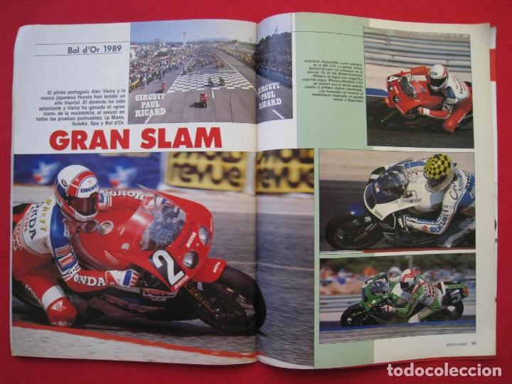 Coches y Motocicletas: REVISTA MOTOCICLISMO - Nº 1127 - 28 SEPTIEMBRE 1989 - POSTER SITO PONS. - Foto 13 - 175270463