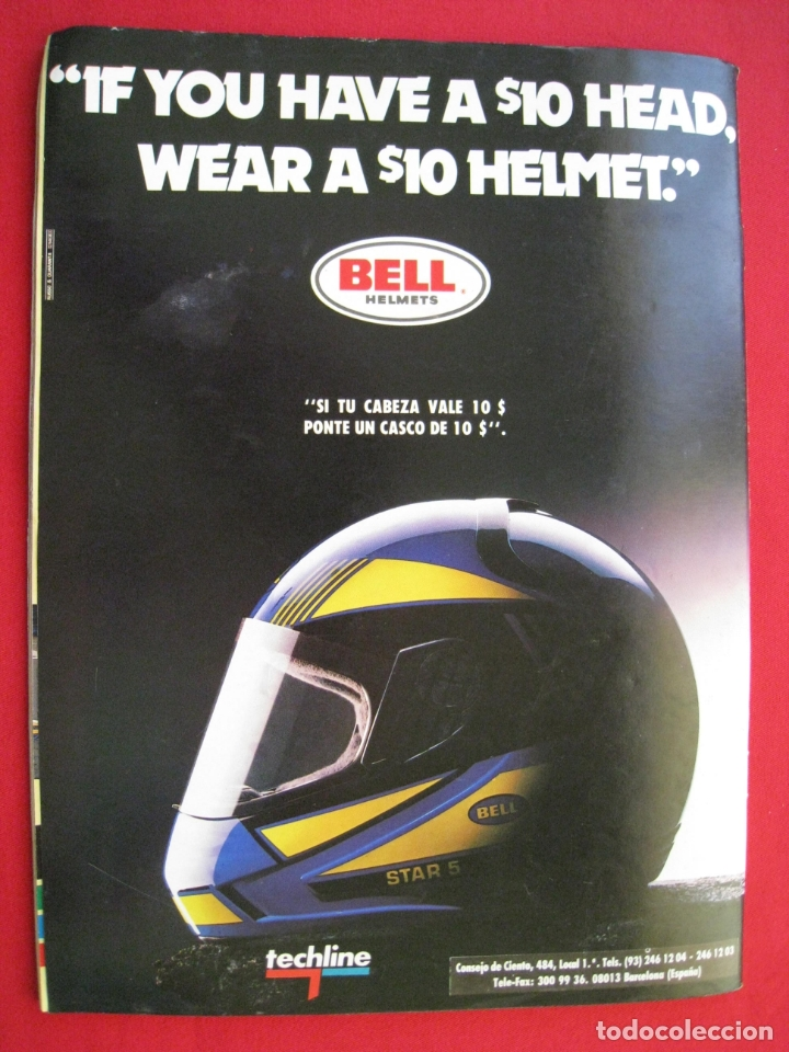 Coches y Motocicletas: REVISTA MOTOCICLISMO - Nº 1127 - 28 SEPTIEMBRE 1989 - POSTER SITO PONS. - Foto 15 - 175270463