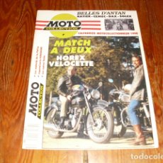 Coches y Motocicletas: MOTO COLLECTION Nº 7 - 1990 -. Lote 175473504