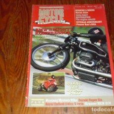 Coches y Motocicletas: MOTORCYCLE-ENTHUSIAST- AÑO 1987. Lote 175474950