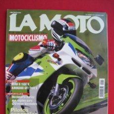 Coches y Motocicletas: REVISTA LA MOTO - Nº 57 - ENERO 1995.. Lote 175638248