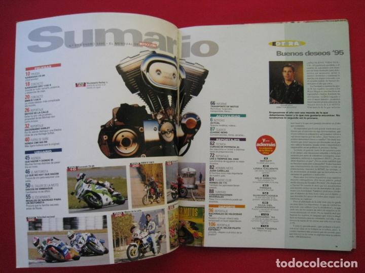 Coches y Motocicletas: REVISTA LA MOTO - Nº 57 - ENERO 1995. - Foto 4 - 175638248