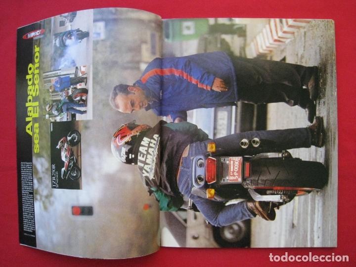 Coches y Motocicletas: REVISTA LA MOTO - Nº 57 - ENERO 1995. - Foto 5 - 175638248