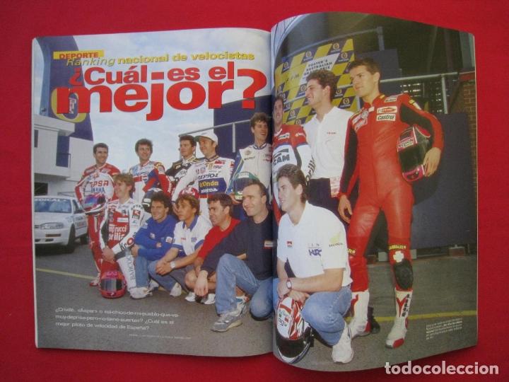 Coches y Motocicletas: REVISTA LA MOTO - Nº 57 - ENERO 1995. - Foto 9 - 175638248
