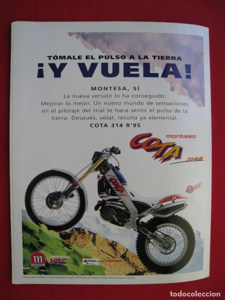 Coches y Motocicletas: REVISTA LA MOTO - Nº 57 - ENERO 1995. - Foto 11 - 175638248