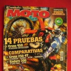 Coches y Motocicletas: REVISTA MOTO VERDE - Nº 353 - AÑO 2007.. Lote 176265769