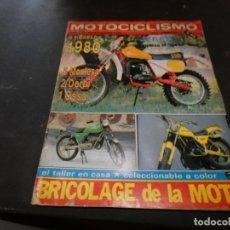 Coches y Motocicletas: REVISTA MOTOCICLISMO 29 SEPTIEMPBRE DE 1979 NUM 626. Lote 177294545