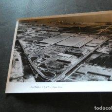 Coches y Motocicletas: FOTO PROMOCIONAL DE FABRICA SEAT VISTA AEREA. Lote 177427359