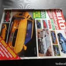 Coches y Motocicletas: GRUESA REVISTA AUTOCATALOGO 1995 . Lote 177457797