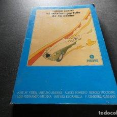 Coches y Motocicletas: LIBRO EDITADO POR CHRYSLER ESPAÑA COMO SACAR EL MAXIMO PARTIDO A SU COCHE. Lote 177457930