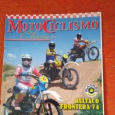 Coches y Motocicletas: MOTOCICLISMO CLÁSICO Nº 84. Lote 177731829