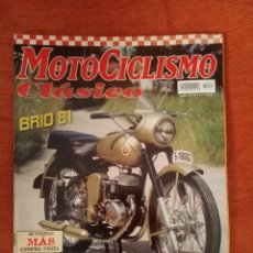Coches y Motocicletas: MOTOCICLISMO CLÁSICO Nº 35. Lote 177738653