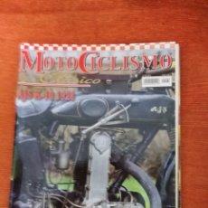 Coches y Motocicletas: MOTOCICLISMO CLÁSICO Nº 68. Lote 177739924