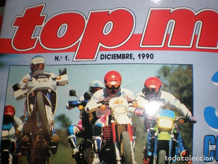 Coches y Motocicletas: LOTE DE 4 REVISTAS,LA MOTO (2),TODOMOTOR Y TOP MOTO. - Foto 2 - 178686817