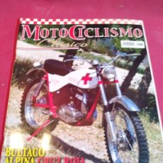Coches y Motocicletas: REVISTA MOTOCICLISMO CLÁSICO. Lote 179228676