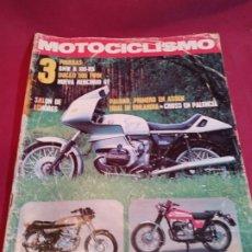 Coches y Motocicletas: REVISTA MOTOCICLISMO NÚMERO 475 - 1976. Lote 179243488