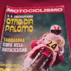 Coches y Motocicletas: REVISTA MOTOCICLISMO NÚMERO 474 - 1976. Lote 179243728