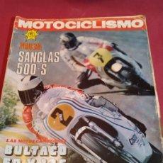 Coches y Motocicletas: REVISTA MOTOCICLISMO NÚMERO 485 - 1976. Lote 179243831