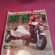 Coches y Motocicletas: REVISTA MOTOCICLISMO NÚMERO 544 - 1978. Lote 179244123