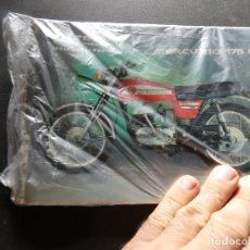 Coches y Motocicletas: PRECIOSO CATALAGO BULTACO MERCURIO 175 GT EN MUY BUEN ESTADO. Lote 179549325