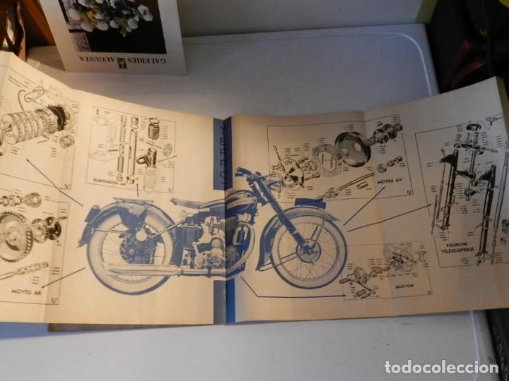 Coches y Motocicletas: REVUE TECHNIQUE MOTOCYCLISTE N° 39 ( TERROT ) DE MAI 1951 - MOTO CUSTOM CLASICA EN FRANCÉS - Foto 2 - 180026143