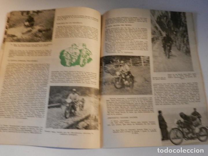 Coches y Motocicletas: MOTO SPORT N 8 1952 - MOTO CUSTOM CLASICA EN ESPAÑOL - Foto 4 - 180026327