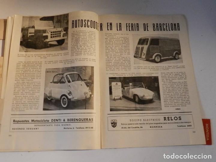 Coches y Motocicletas: MOTOCICLISMO N 79 REVISTA ESPAÑOLA DE LA MOTOCICLETA - MONTESA - Foto 2 - 180026630