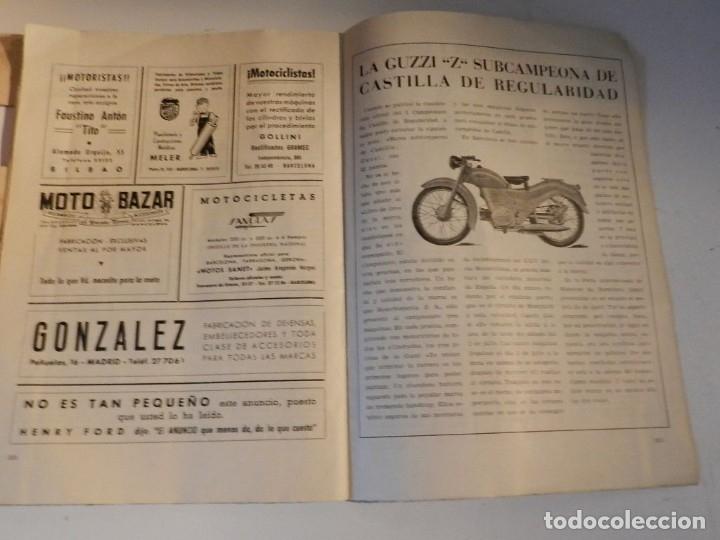 Coches y Motocicletas: MOTOCICLISMO N 79 REVISTA ESPAÑOLA DE LA MOTOCICLETA - MONTESA - Foto 3 - 180026630