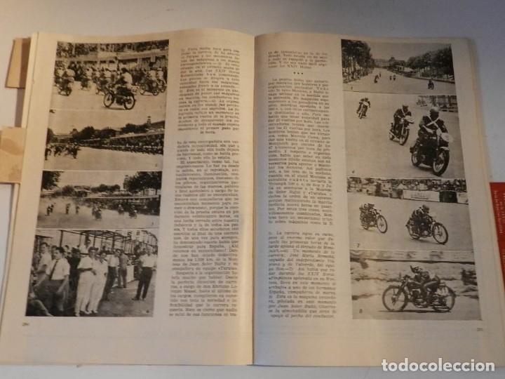 Coches y Motocicletas: MOTOCICLISMO N 79 REVISTA ESPAÑOLA DE LA MOTOCICLETA - MONTESA - Foto 4 - 180026630