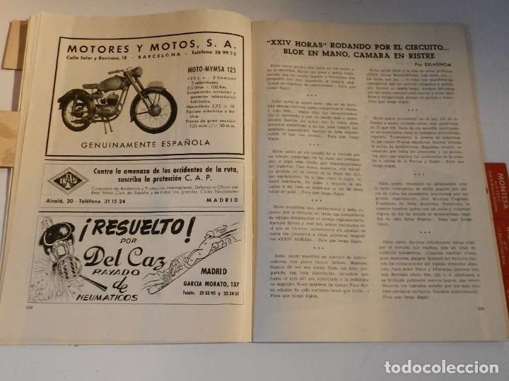 Coches y Motocicletas: MOTOCICLISMO N 79 REVISTA ESPAÑOLA DE LA MOTOCICLETA - MONTESA - Foto 6 - 180026630