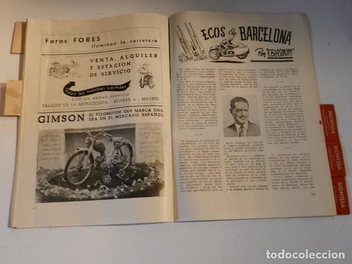 Coches y Motocicletas: MOTOCICLISMO N 79 REVISTA ESPAÑOLA DE LA MOTOCICLETA - MONTESA - Foto 8 - 180026630
