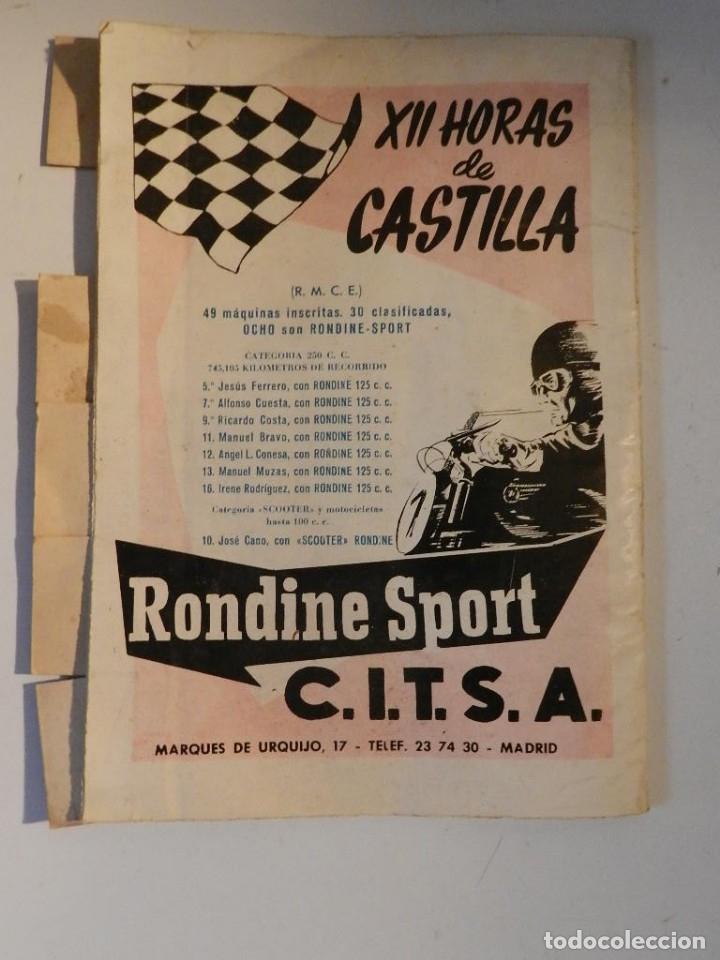 Coches y Motocicletas: MOTOCICLISMO N 79 REVISTA ESPAÑOLA DE LA MOTOCICLETA - MONTESA - Foto 10 - 180026630